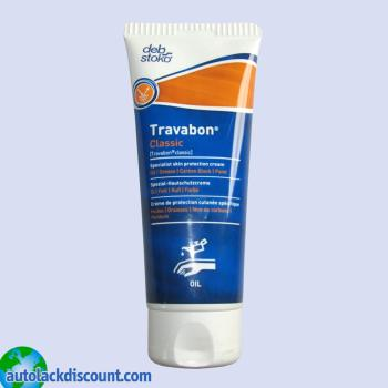 Travabon Skin Protection Against Water-Insoluble Workplace Substances 100 ml