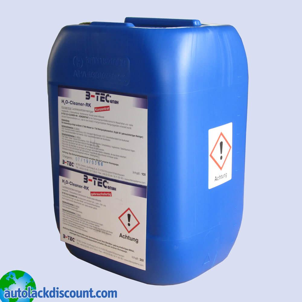 B-Tec Cleaner For Water-Based Paints 10 l