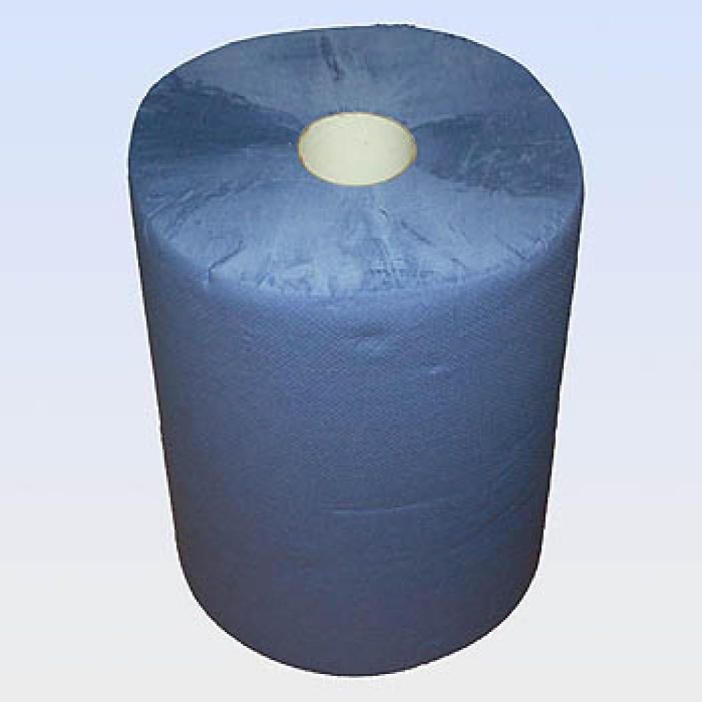 Cleaning Wipe Roll 3-Layer Blue 20120