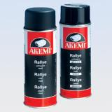 Akemi Rallye Spray Paints Black Mat 400 ml